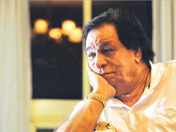 Actor Kader Khan Is No More Passes Away In Canada Hospital