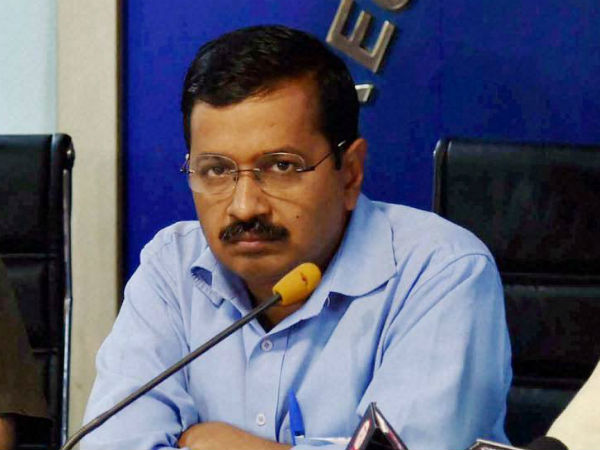 Arvind Kejriwal Warns People Vote Against Congress Loksabha