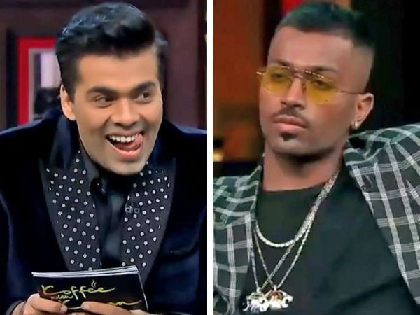 I Feel Very Sorry Karan Johar Opens Up About Hardik Pandya Kl Rahul Controversy