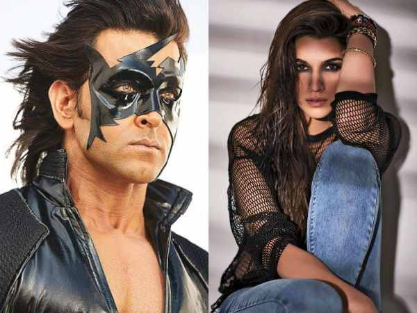 Krrish 4 Actress Is Kriti Sanon News Proved Be Just Silly Ru