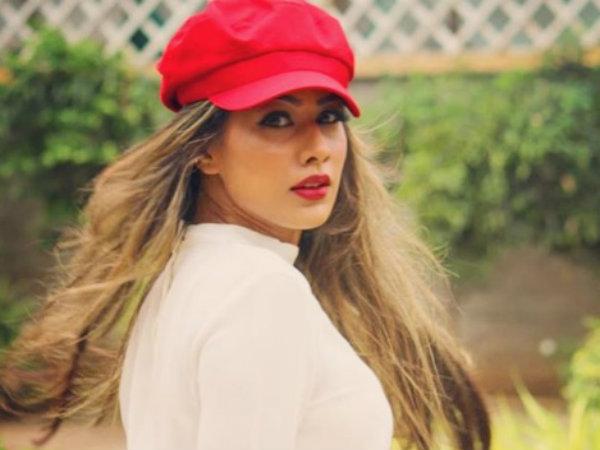 Nia Sharma Hot Red Look Viral On Social Media