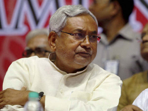 Here Is What Nitish Kumar Said About Mahagathbandhan
