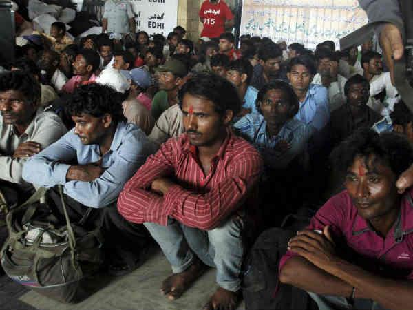 Total 537 Indians Lodged Pakistani Jails