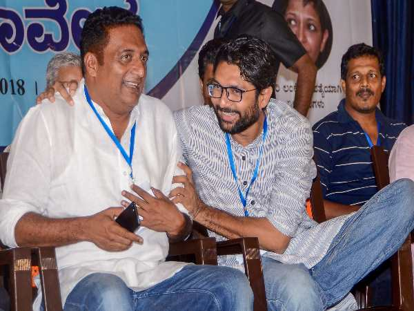 Actor Prakash Raj Contest Lok Sabha Elections