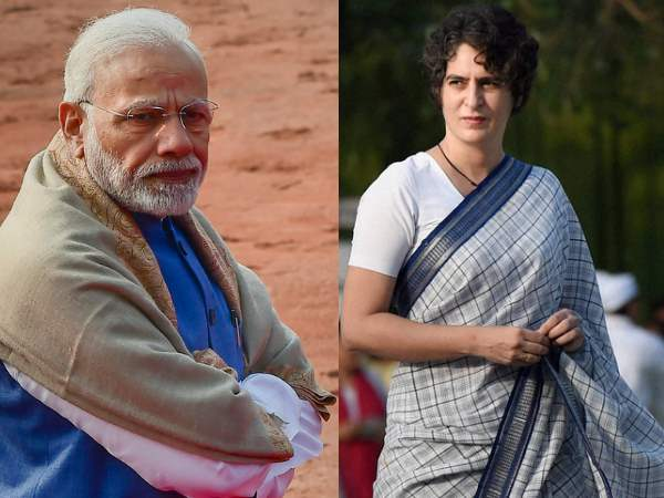 Narendra Modi Reacts On Priyanka Gandhi Appointment As Congress General Secretary