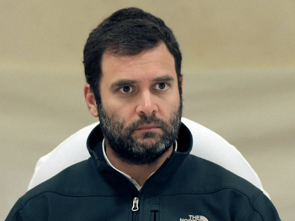 Rahul Gandhi Wrote A Letter To The Journalist Who Is In Jail In Manipur
