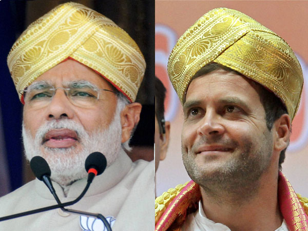 Rahul Gandhi Attacks Pm Narendra Modi Says He Is Incompetent Man