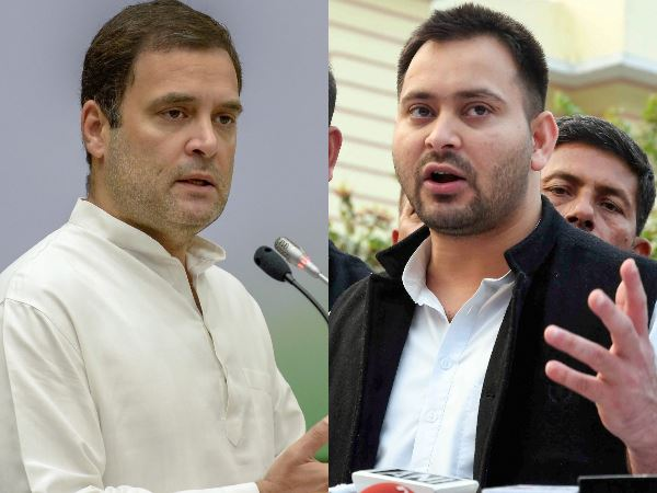 Lok Sabha Elections 2019 Rjd Convey Its Displeasure Over Three Former Leaders