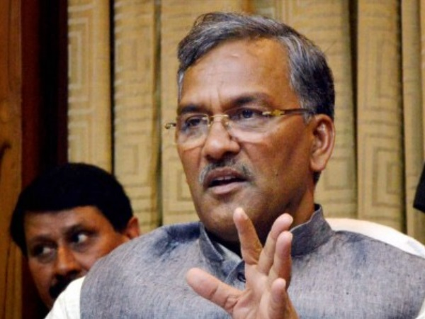 Uttrakhand Cm Trivendra Singh Rawat Calls Pm Narendra Modi Ambedkar Of Modern Ag