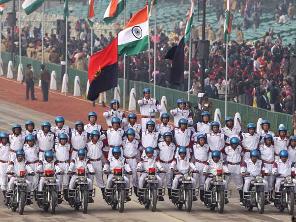 January 2019 India Gate Republic Day Parade Live Update