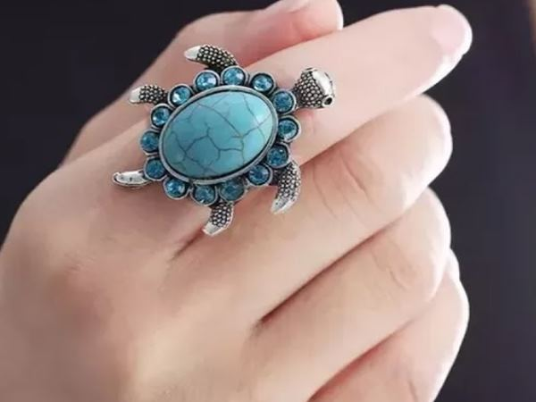 This Is Why One Should Wear Snake Turtle Sun Shaped Ring