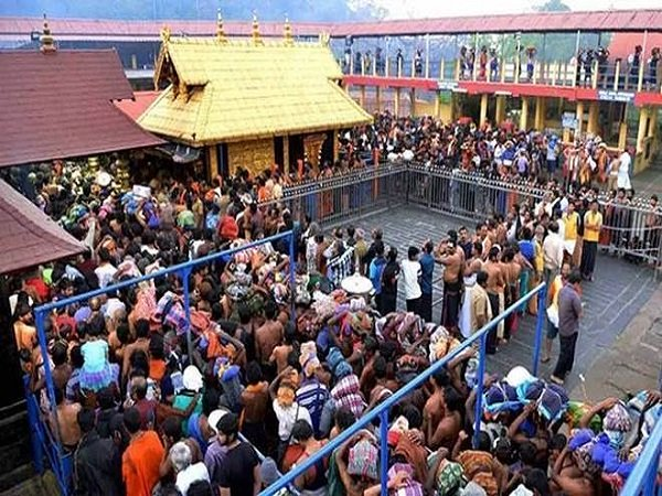 Sabrimala Temple Two Women Tried To Enter In The Temple Dressed As Men Tension Increases