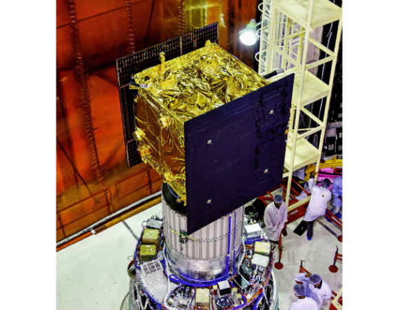 Isro Launch First Satellite Kalamsat 2019 Today Pslv C