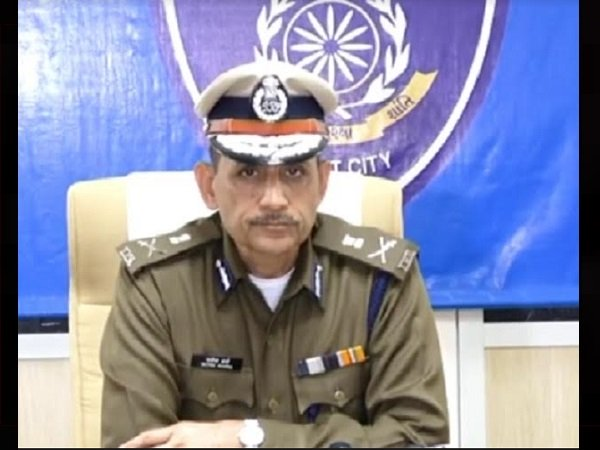 Surat Police Commissioner Satish Sharma Given Weekly Off Cop