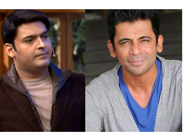 Navjot Singh Siddhu Reveled Sunil Grover Return The Kapil Sharma Show