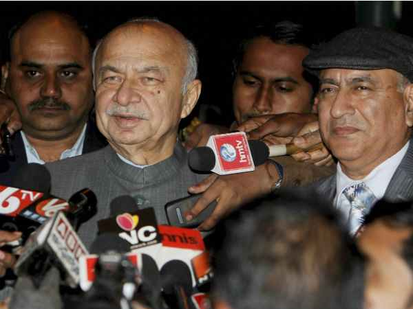 Congress Leader Sushil Kumar Shinde Compares Narendra Modi W