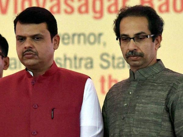Bjp Tries Alliance With Shiv Sena Maharashtra On Upcoming Lok Sabha Election