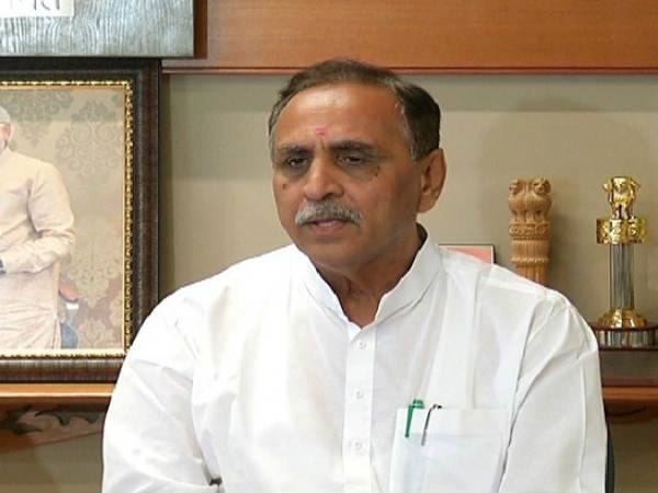 Gujarat Mlas Meet Cm Vijay Rupani Bat Aiims