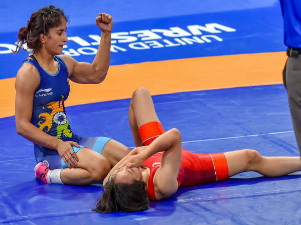 Vinesh Phogat Creates History She Is The First Indian Athlete Laureus World Sports Awards