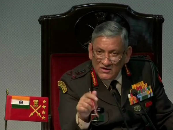 Chief General Bipin Rawat Says No To Homosexuality Adultery Indian Army