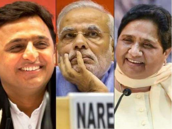 Abp News C Voter Survey Desh Ka Mood Modi Magic Failed Ahead Of Akhilesh Mayawati In Uttar Prades