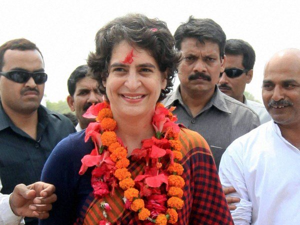 Priyanka Gandhi Will Be Congress Trump Card 2019 Polls Shivsena