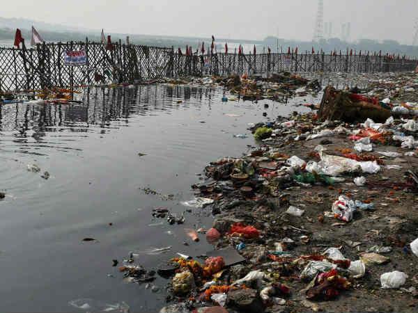 Ammonia Level Increases Yamuna River Delhi Hc Seeks Response