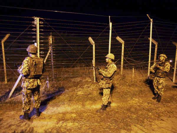 India Responds Unprovoked Firing Along Loc Five Pakistani Posts Destroyed