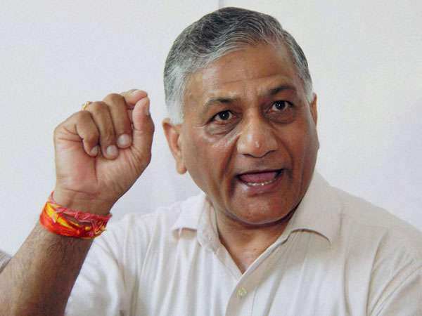 Vk Singh Questions Hal If It Is Capable Making Good Aircraft