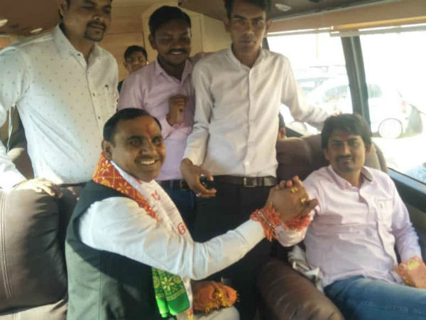 Congress Mla Bharatji Thakore Threaten Congress Quit The Party