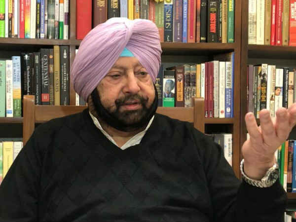 Punjab Cm Captain Amarinder Singh Lashes At Pakistan Pm Imran Khan After His Statement