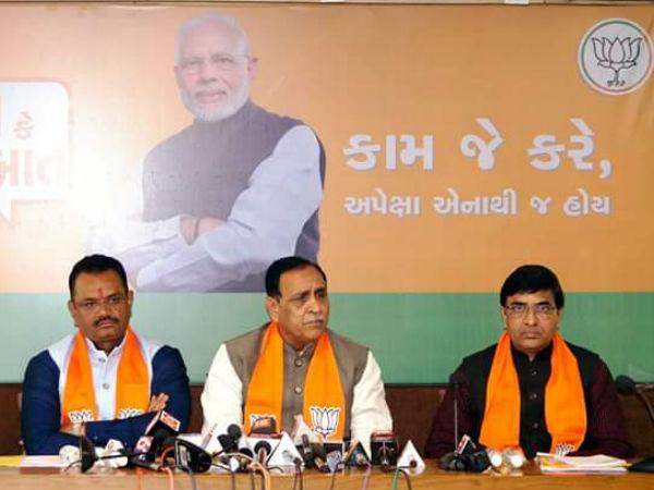 Bjp Start Bharat Ke Man Ki Bat Modi Ke Sath Campaign Gujarat