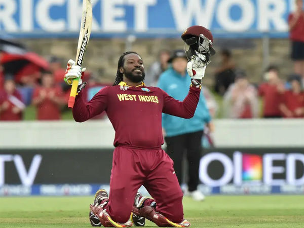 Chris Gayle Announced His Retirement From Odi International