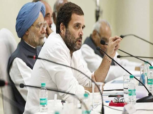 Congress Working Committee Meeting And Rally Postponed After India Pakistan Tension
