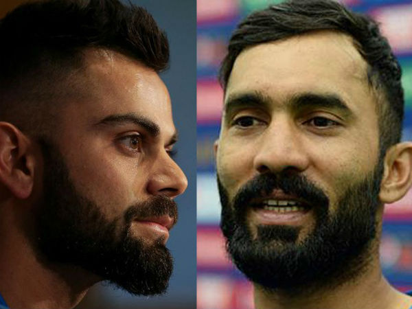 Dinesh Karthik Talks About The Key Difference Between Virat Dhoni Rohit Captaincy
