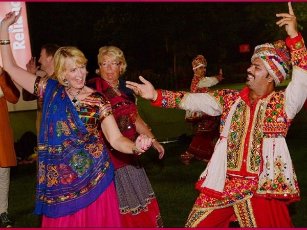 Foreigners Attraction Reduced Gujarat Fest