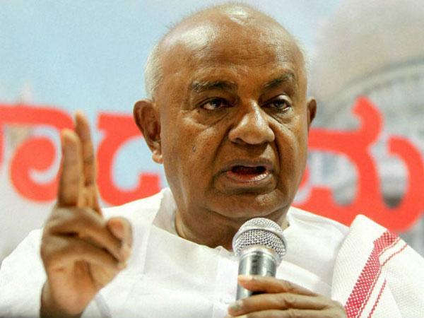 Deve Gowda His Last Lok Sabha Speech Says Grand Alliance Govt Will Work