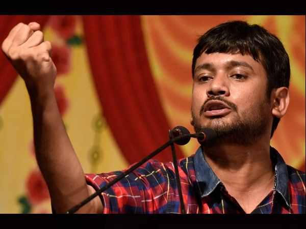 Kanhaiya Kumar Hardik Patel Mevani Address Rally Rajkot