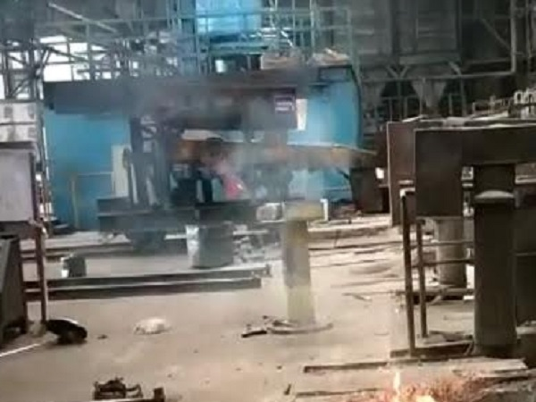 Gujarat Worker Dies Fire Incident At Foundry Factory Bharuch