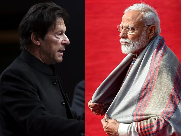 pm modi and Imran khan