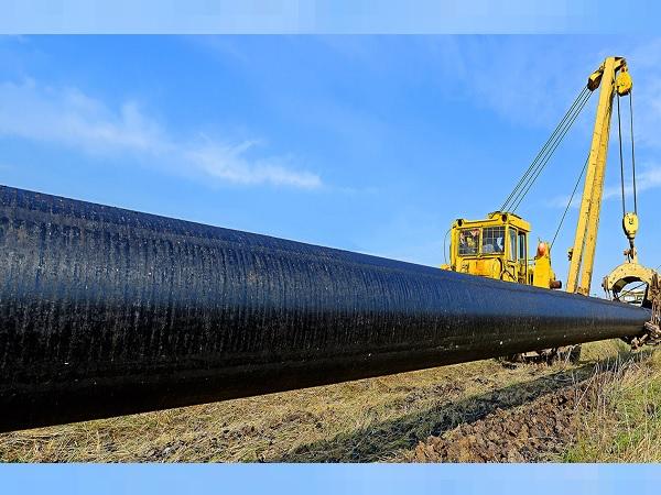 Pm Modi Laid Foundation World S Longest Lpg Pipeline