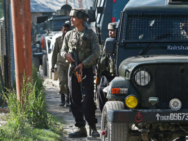 Militants Execute Woman Bullet Riddled Body Found Shopian Jammu Kashmir