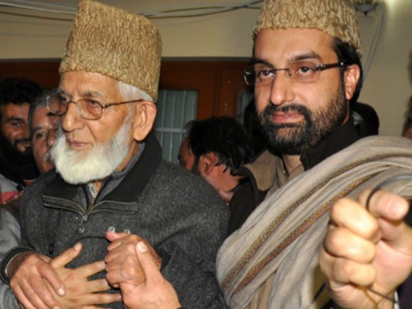 Hurriyat Pakistan Foreign Minister Talked Jammu Kashmir Separatists Before The Pulwama Attack