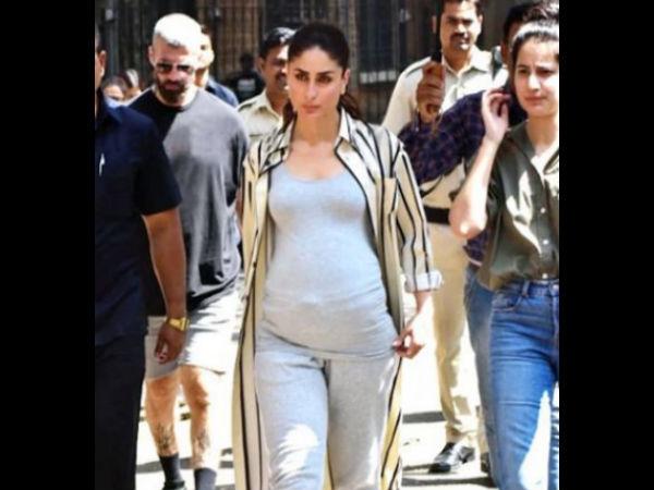 Good News Kareena Kapoor Khan Pregnant Again