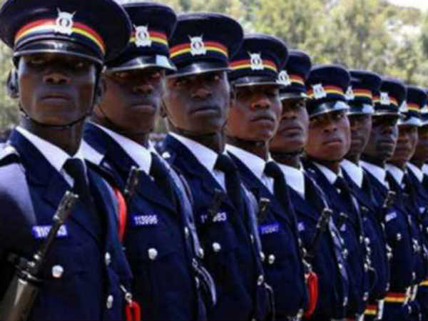 Kenya Remove Pockets From Police Uniforms Fight Corruption