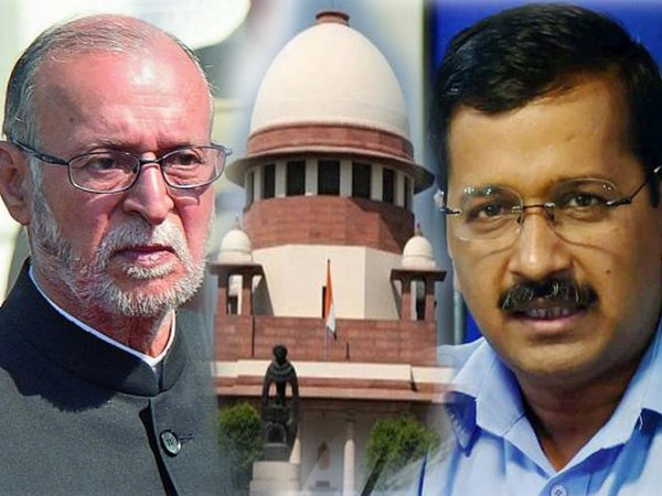 Supreme Court Verdict On Power Tussle Between Delhi Government
