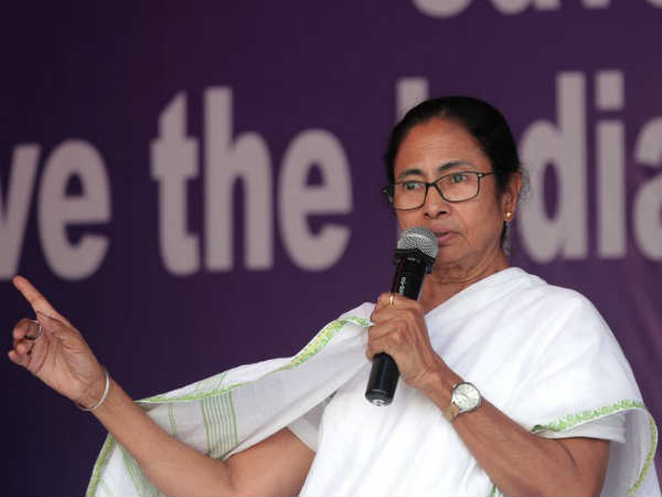 How Much Mamata Banerjee Is Ready War With Narendra Modi