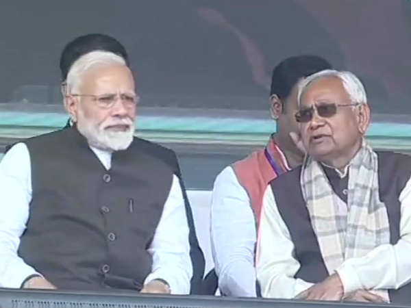 Narendra Modi Inaugurates Much Awaited Patna Metro Rail Project In Bihar