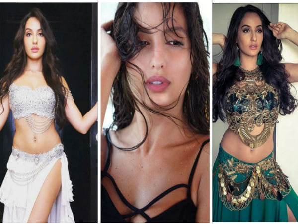 Happy Birthday Nora Fatehi Have Look Her Unseen Pic Video Before