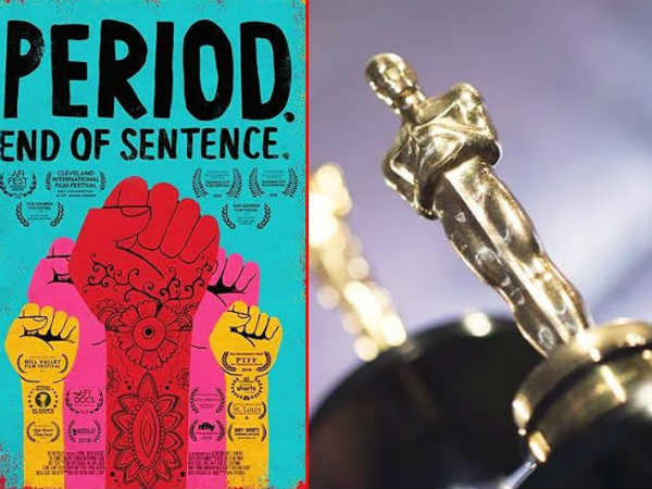 Indian Short Documentary Period End Of Sentence Wins Oscar